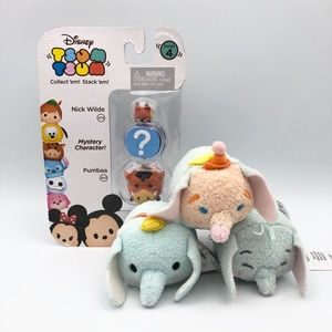 Disney Tsum Tsum (NEW) lot of 4